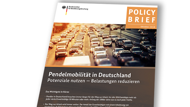 Titelbild Policy Brief Oktober 2018