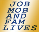 "Logo of the research project ""Job Mobilities and Family Lives in Europe"""